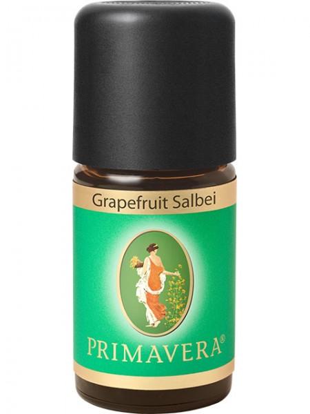 PRIMAVERA LIFE Grapefruit Salbei Duftmischung 5 ml