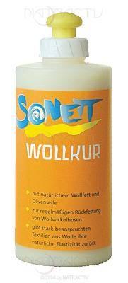 SONETT Wollkur 300 ml
