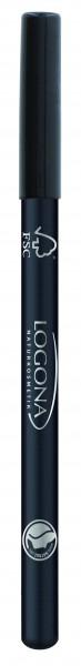 LOGONA Eyeliner Pencil No. 01 1 St