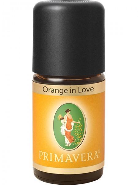 PRIMAVERA LIFE Orange in Love Duftmischung 5 ml