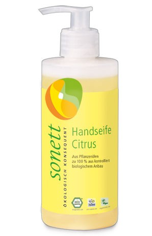 SONETT Handseife flüssig citrus 300 ml