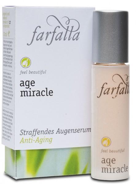 farfalla Age Miracle Augenserum 10 ml
