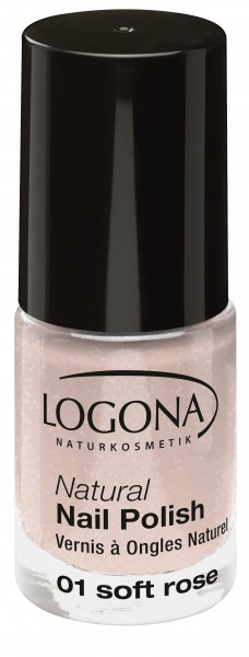 LOGONA Natural Nail Polish