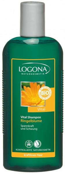 LOGONA Struktur Shampoo 250 ml
