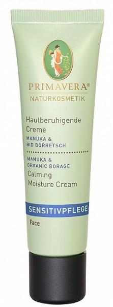 PRIMAVERA LIFE Hautberuhigende Creme Manuka Borretsch 30 ml