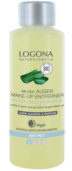 LOGONA Milder Augen Make up Entferner 100 ml