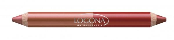 LOGONA Double Lip Pencil No. 05 1 St