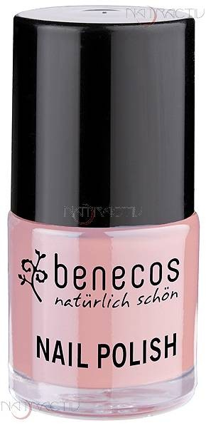 benecos NAIL POLISH sharp rosé 9 ml