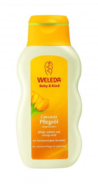 Weleda Calendula Pflegeöl, frei 200 ml