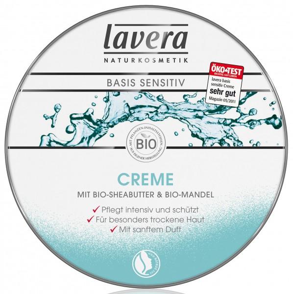 lavera basis sensitiv Creme 150 ml