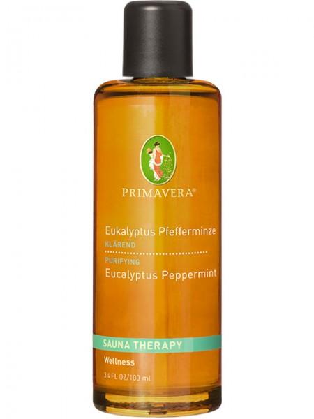 PRIMAVERA LIFE Saunaaufguss Eukalyptus Pfefferminze 100 ml