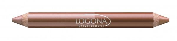LOGONA Double Lip Pencil No. 04 1 St