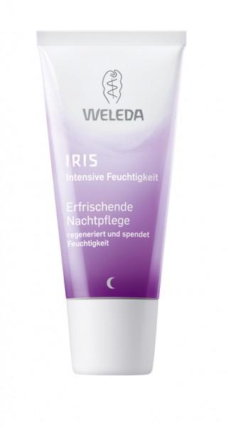 Weleda Iris Erfrischende Nachtpflege 30 ml