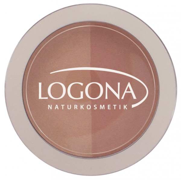 LOGONA Rouge Duo Blush No. 03 1 g