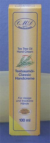 CMD Teebaumöl Handcreme 100 ml