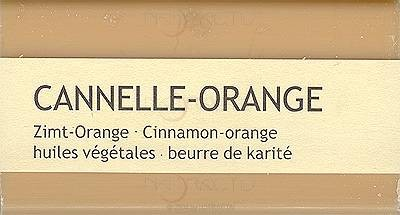 SAVON DU Midi Karité-Butter Seife Zimt-Orange 100 g