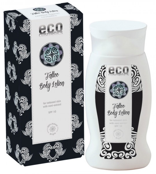 eco cosmetics Tattoo Körperlotion 200 ml