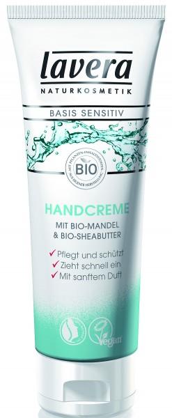 lavera basis sensitiv Handcreme 75 ml