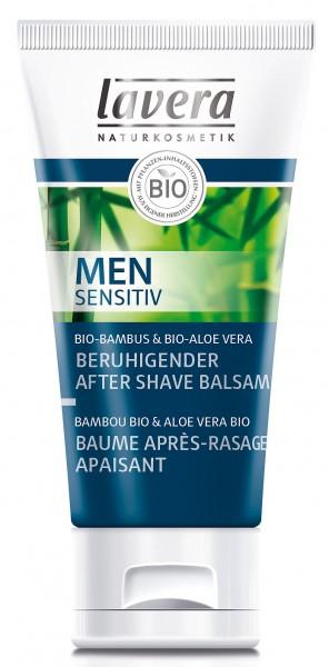 lavera Men Sensitiv beruhigender After Shave Balsam 50 ml