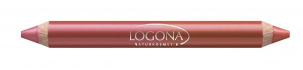 LOGON Double Lip Pencil No. 07 1 St