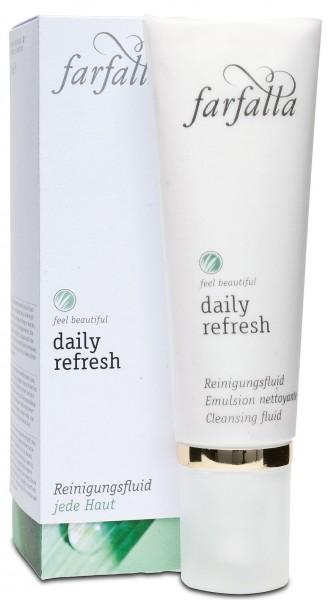 farfalla Daily Refresh Reinigungsfluid 75 ml