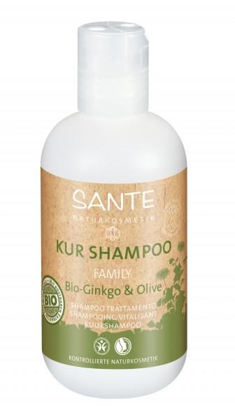 SANTE Kur Shampoo Ginkgo & Olive 200 ml