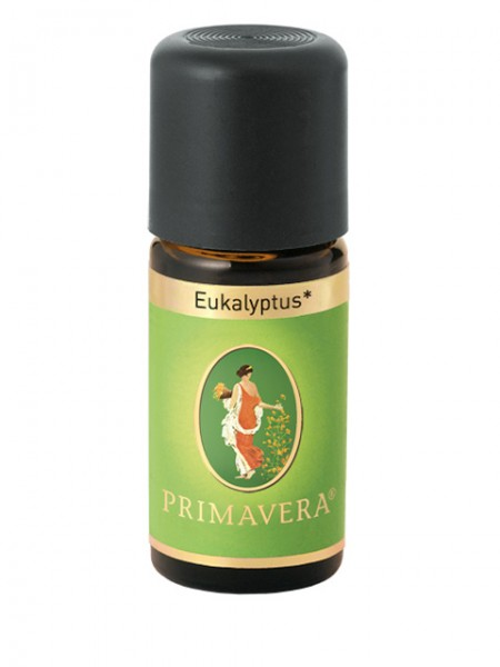 PRIMAVERA LIFE Eukalyptus globulus bio Portugal 5 ml