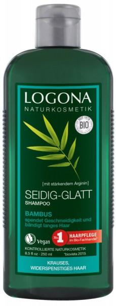 LOGONA Seidig-Glatt Shampoo 250 ml