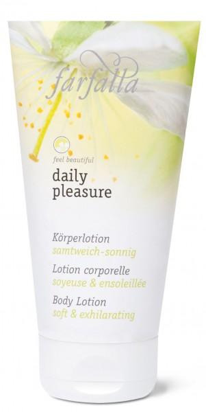 farfalla Daily Pleasure Körperlotion 150 ml