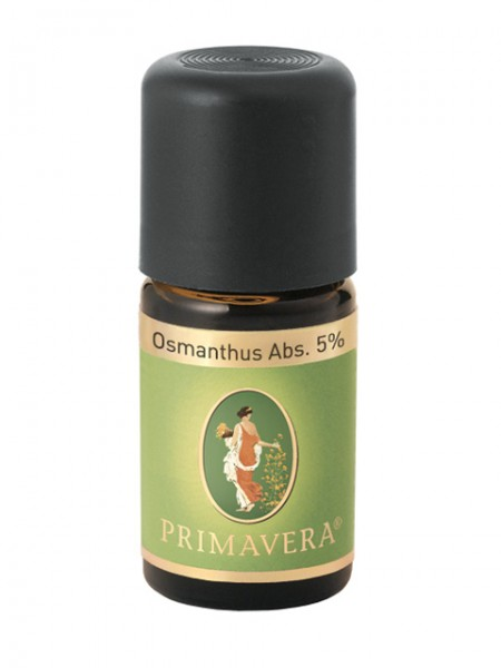 PRIMAVERA LIFE Osmanthus Absolue 5% Australien 5 ml